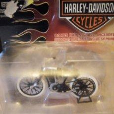 Motos a escala: HARLEY DAVIDSON DIECAST 1903 MAISTO 2009, 1:24. Lote 155995334