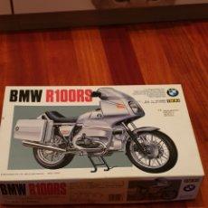 Motos a escala: MAQUETA MOTO BMW R100RS. Lote 157091942