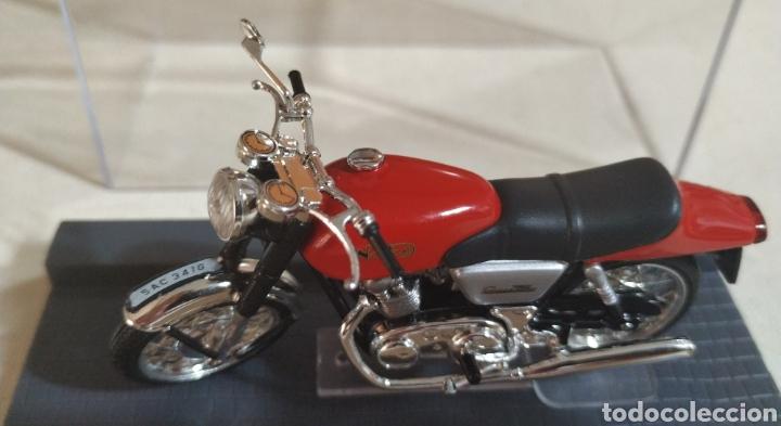 Motos a escala: Norton Commando,Colección Mini - Foto 2 - 157810732