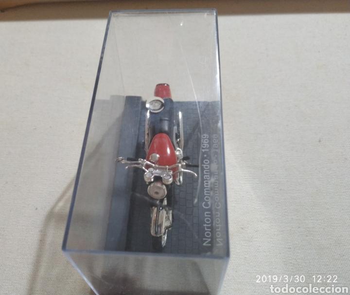 Motos a escala: Norton Commando,Colección Mini - Foto 3 - 157810732