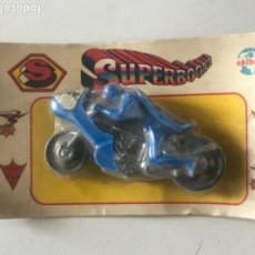 Motos a escala: MOTO SUPERBOONS EN BLISTER DE LA CASA COIBEL.. Lote 171953763