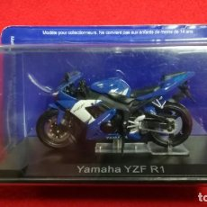 Motos a escala: YAMAHA YZF R1 - ALTAYA-IXO 1/24. Lote 161155326