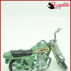 Motos a escala: MOTOCICLETA A ESCALA - GUILOY - LAVERDA 1200. Lote 162144870