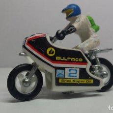 Motos a escala: MOTO GUISVAL BULTACO Nº2. Lote 176210050