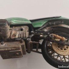 Motos a escala: MOTO MOTOCICLETA R 100 GUILOY BMW R100 CS DESPIECE DESGUACE RESTOS. Lote 165137634