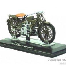 Motos a escala: MOTO GUZZI NORMALE 1:24 MOTO STARLINE MODELS DIECAST. Lote 195161760