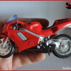 Motos a escala: TX4 23 - MAISTO - HONDA NR. Lote 170498892