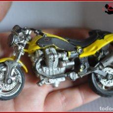 Motos a escala: TX4 31 - MAISTO - MOTO GUZZI V10 CENTAURO. Lote 170503760