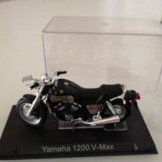 Motos a escala: YAMAHA 1200 V- MAX ESCALA 1/24 NUEVA EN SU BLISTER ORIGINAL . Lote 171084564
