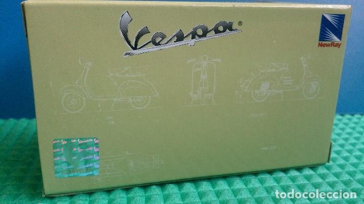 Motos a escala: VESPA ESCALA SCALEXTRIC 1/32 - Foto 3 - 268570419
