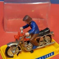 Motos a escala: MOTO GUZZI GUISVAL. Lote 172626614