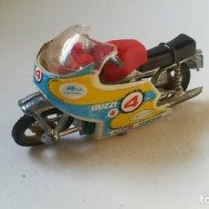 Motos a escala: MOTO GUZZI GÜISVAL. Lote 172785560