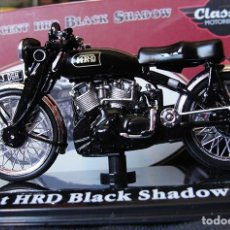 Motos a escala: CLASSIC MOTORBIKES - VINCENT HRD BLACK SHADOW 1954 - ESCALA 1:24 - NUEVA -. Lote 173157833
