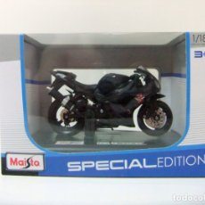Motos a escala: MOTO YAMAHA YZF-R1 - MAISTO SPECIAL EDITION ESCALA 1:18 DIECAST MINIATURA MOTOCICLETA YZF R1. Lote 173843883