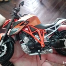 Motos a escala: MOTO KTM. Lote 174002664