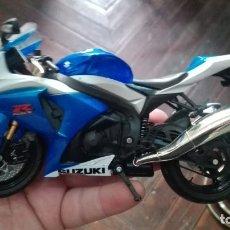 Motos a escala: SUZUKI R GSX. Lote 174002694