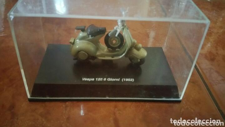 Motos a escala: VESPA 125 6 Giorni ( 1952 ) - Foto 7 - 174008565
