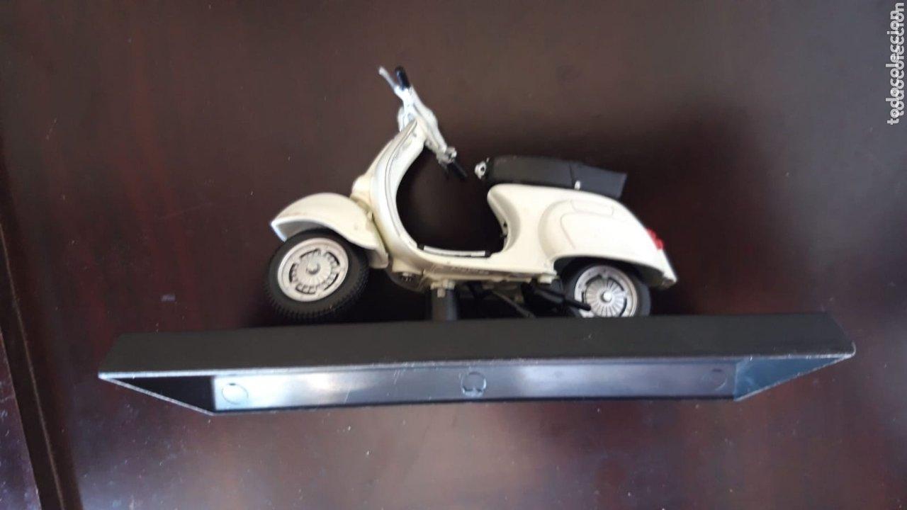 Motos a escala: Vespa MODELO 125 PRIMAVERA 1968 - Foto 2 - 174224310