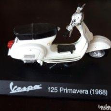 Motos a escala: VESPA MODELO 125 PRIMAVERA 1968. Lote 174224310