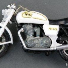 Motos a escala: MOTO GUILOY NORTON POLICE INCOMPLETA. Lote 175514655