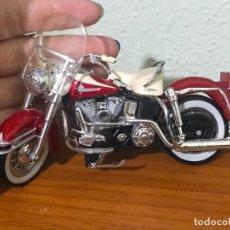 Motos a escala: MOTO HARLEY DAVIDSON - MAISTO. Lote 175604038