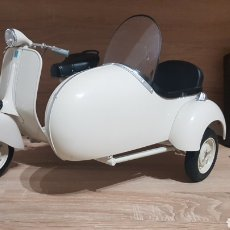Motos a escala: SIDECAR VESPA. Lote 177949923