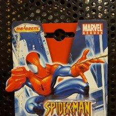 Motos a escala: COCHE- SPIDER-MAN - SPIDERMAN - MAJORETTE - DIE CAST - 2004. Lote 178965033