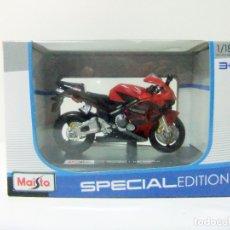 Motos a escala: MOTO HONDA CBR 600RR - MAISTO SPECIAL EDITION ESCALA 1:18 - DIECAST MINIATURA MOTOCICLETA 600 RR. Lote 180197278