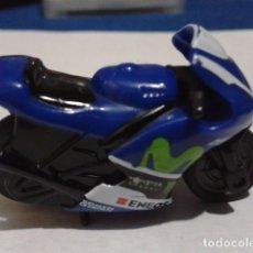Motos a escala: MINIMOTOS MOTO GP 2015 YAMAHA ERROR SIN NUMERO ( MOVISTAR ) . Lote 181219526