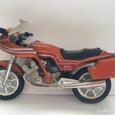 Motos a escala: MOTO HONDA CBX A ESCALA. Lote 181560881