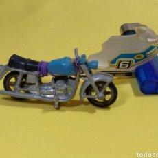 Motos a escala: MOTO GUZZI A ESCALA. Lote 182076087