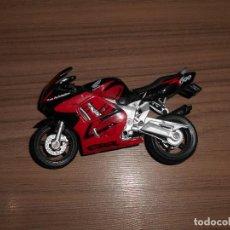 Motos a escala: MOTO A ESCALA HONDA CBR 600 F MAISTO. Lote 184134655