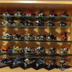 Motos a escala: COLECCION MOTOS BMW ESCALA 1/24 DE HOBBY & WORK. Lote 184156781