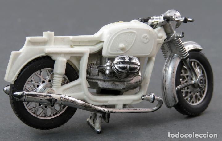 Motos a escala: Moto BMW Norev años 70 - Foto 2 - 185713885
