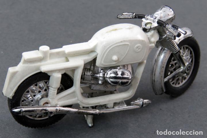 Motos a escala: Moto BMW Norev años 70 - Foto 3 - 185713885