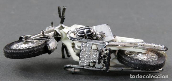Motos a escala: Moto BMW Norev años 70 - Foto 4 - 185713885