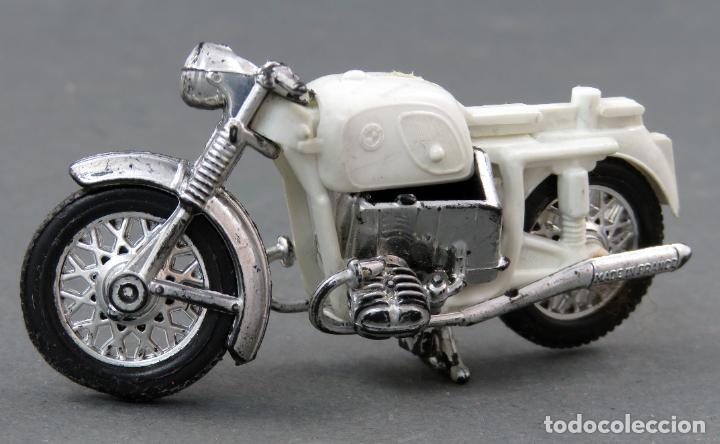 MOTO BMW NOREV AÑOS 70 (Juguetes - Motos a Escala)