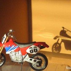 Motos a escala: MOTO DE JUGUETE SIN USAR. Lote 186133917