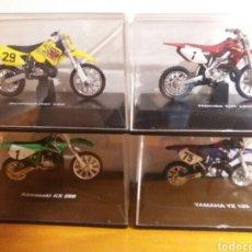 Motos a escala: LOTE MOTOS MOTOCROSS. Lote 187211433