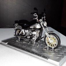 Motos a escala: -HARLEY DAVIDSON FXDL DINA RIDER 2003- 1/24 - ALTAYA-IXO. Lote 188832046
