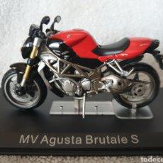 Motos a escala: MOTO MV AUGUSTA BRUTALE S. Lote 189737415