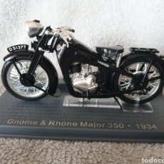 Motos in scale: MOTO GNOME & RHONE MAJOR 350 1934. Lote 189738821