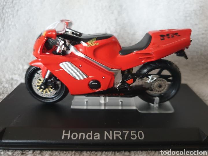 MOTO HONDA NR750 (Juguetes - Motos a Escala)