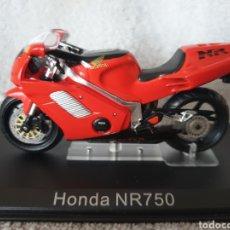 Motos a escala: MOTO HONDA NR750. Lote 189742198