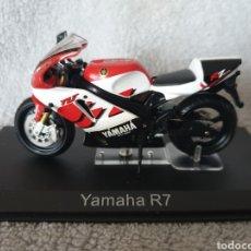 Motos a escala: MOTO YAMAHA R7. Lote 189742590