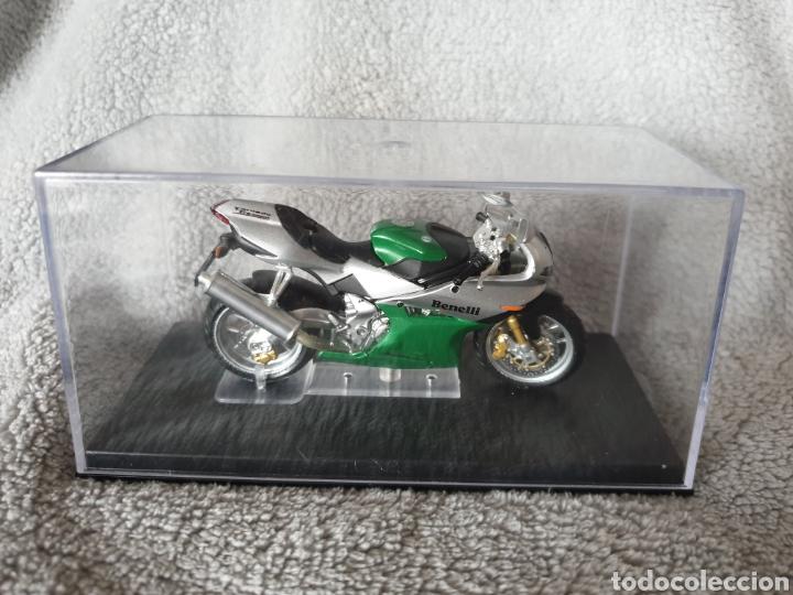 Motos a escala: Moto Benelli Tornado TRE 900LE - Foto 3 - 189753167