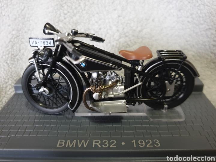 MOTO BMW R32 1923 (Juguetes - Motos a Escala)