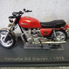 Motos a escala: MOTO YAMAHA XS ELEVEN 1978. Lote 189755505