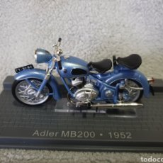 Motos in scale: MOTO ADLER MB200 1952. Lote 189756078