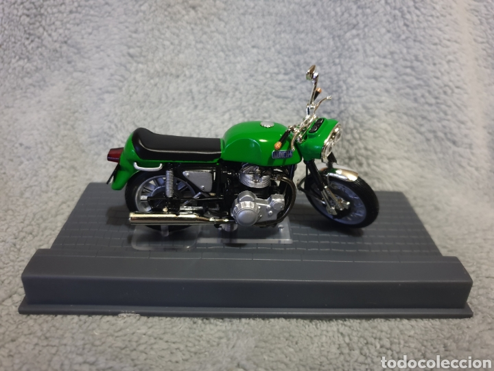 Motos a escala: Moto Munch Mammoth 1967 - Foto 2 - 189759162